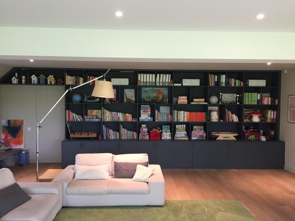 Bibliothèque Mobi Creation